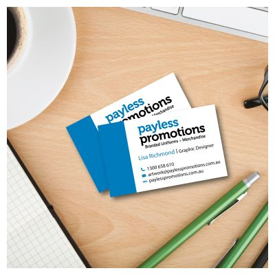 PPM01 2 Sides Matt Laminated Printed Business Cards