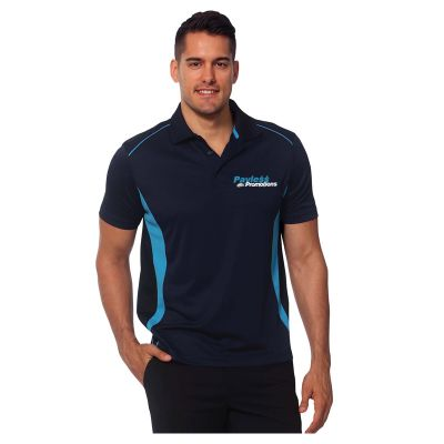 PS79 Pursuit CoolDry Embroidered Polos