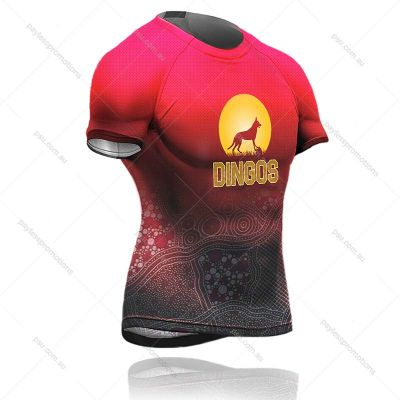RJ1-M Full-Custom Sublimation Rugby Shirts - S Series