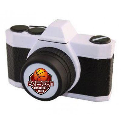 S166 Camera Personalised Travel Stress Balls