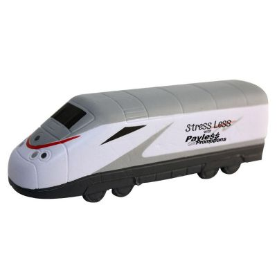S193 Train Custom Transport Stress Balls