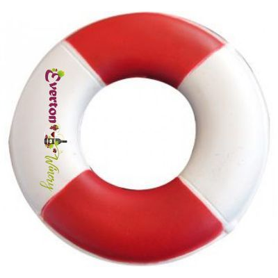 S214 Life Buoy Personalised Miscellaneous Stress Shapes