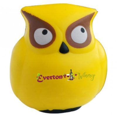 S219 Owl Custom Animal Stress Balls