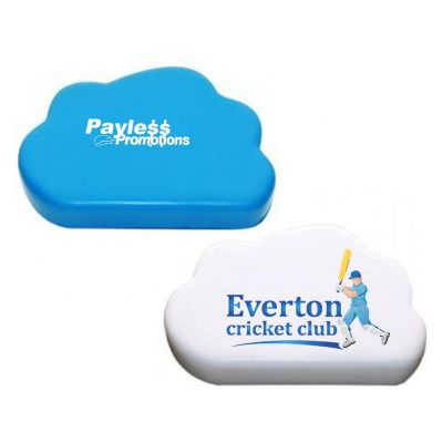 S231 Cloud Personalised IT Stress Balls