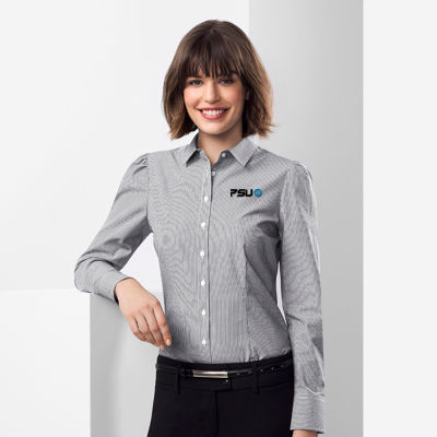 S812LL Ladies Euro Uniform Corporate Shirts