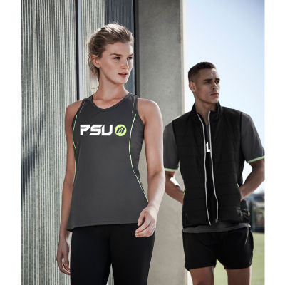 SG407L Ladies Razor CoolDry Custom Workout Singlets