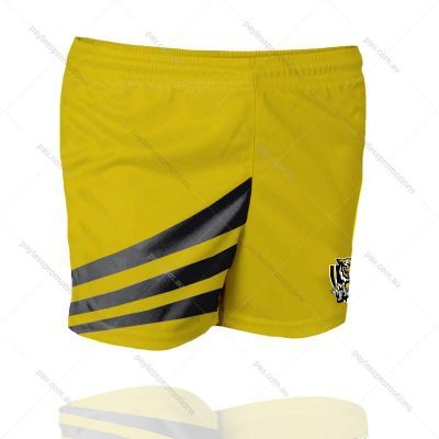 RS1-L Ladies Full-Custom Sublimation Rugby Shorts