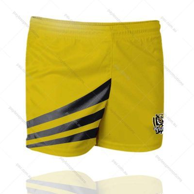 SH1-K+TF Kids Full-Custom Touch Football Shorts