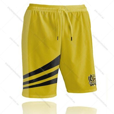SH3-K+HOC Kids Full-Custom Long Hockey Shorts - X Series Elite