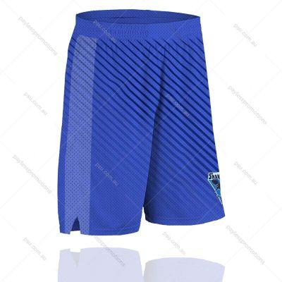 SH7-M Full-Custom Sublimation Basketball Team Shorts (No Pockets) - X Series Elite