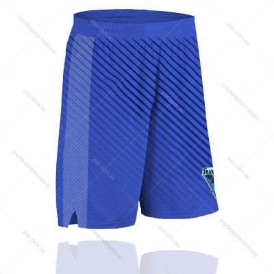 SH7-K Kids Full-Custom Sublimation Basketball Shorts (No Pockets) - X Series Elite