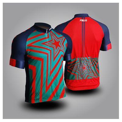 SUBCJSS Full Custom Cycling Tops - Short Sleeve