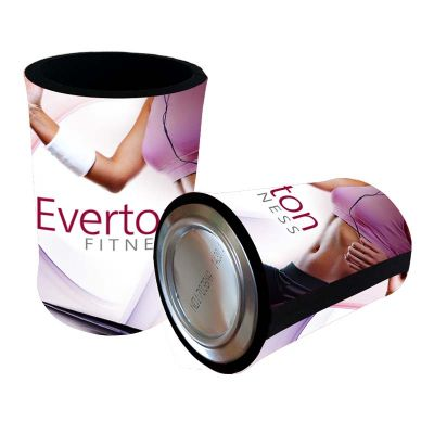 SH5 Standard Full Colour Promotional Full Colour Stubby Holders With No Base