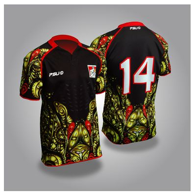 SUBRJ Full Custom Rugby Shirts (Includes Numbers)