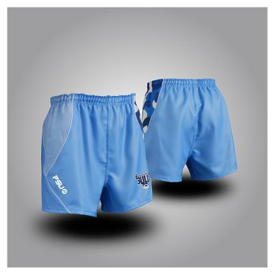 SUBRSU Full Custom Rugby Shorts With Stretch - Union Style