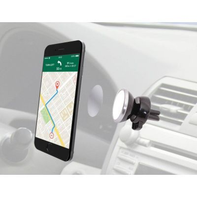 T962 Car Vent Advertising Phone Holders With Dome