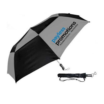 T16 Folded Business Golf Umbrellas
