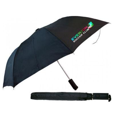 T22 Folder Logo Corporate Umbrellas With Sleeve