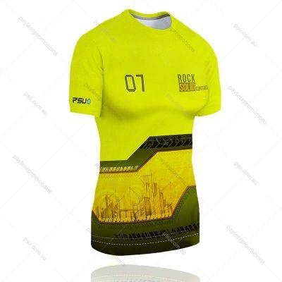 TS1-L+VB Ladies Full-Custom Volleyball Jerseys - S Series