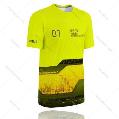 TS1-K+TEN Kids Full-Custom Tennis Shirts - S Series