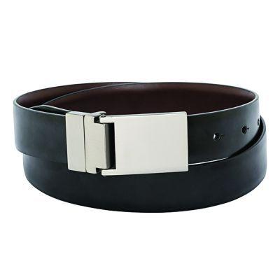 VBCLM003A Van Heusen Plate Buckle Business Belts