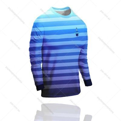 W1-K Kids Full-Custom Sublimation Sloppy Joe Sweatshirts