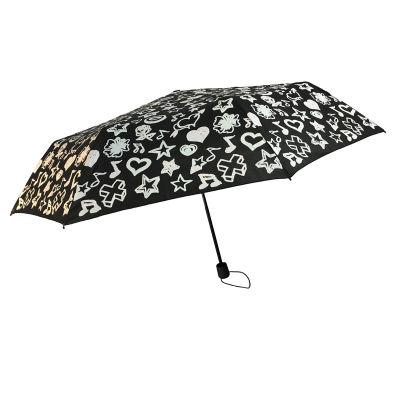WC0012 Eclipse Magic Print Custom Corporate Umbrellas