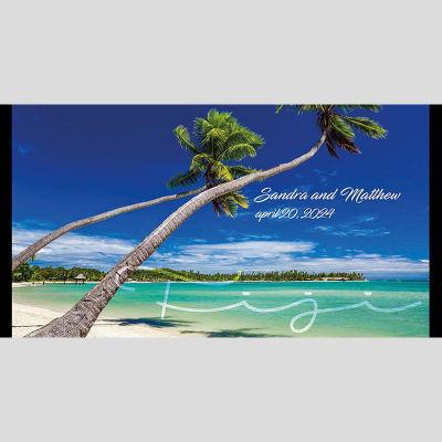 WD24 Beachside Wedding Stubby Holders