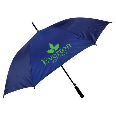 WG0035 Pro-Am Promotional Golf Umbrellas With Steel Shaft & Fibreglass Ribs