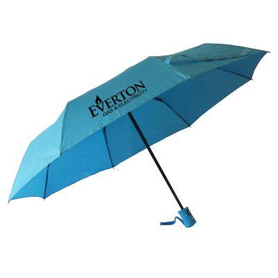 WL0032 Dew Drop Custom Corporate Umbrellas With Steel Shaft & Steel-Fibreglass Ribs