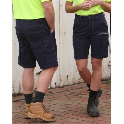 WP21 Unisex Cordura Canvas Cargo Branded Workwear Shorts