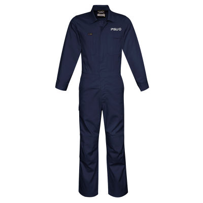 ZC560 Lightweight Cotton Drill Branded Workwear Overalls