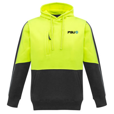 ZT481 Unisex Pullover Personalised High Visibility Hoodies