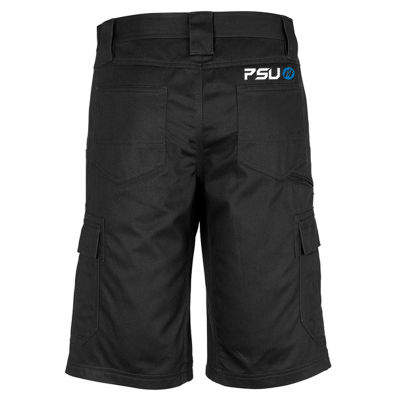 ZW012 Drill Cargo Personalised Work Wear Shorts