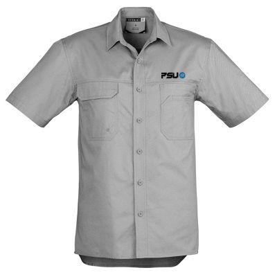 ZW120 Lightweight Tradie Branded Work Shirts