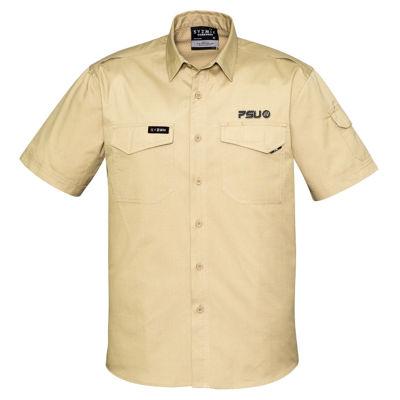 ZW405 Rugged Cooling Logo Work Shirts