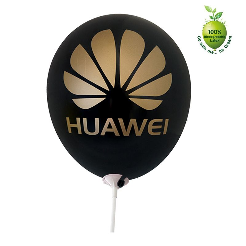 40LATEXS 40cm Promo Balloons With Stick And Cup
