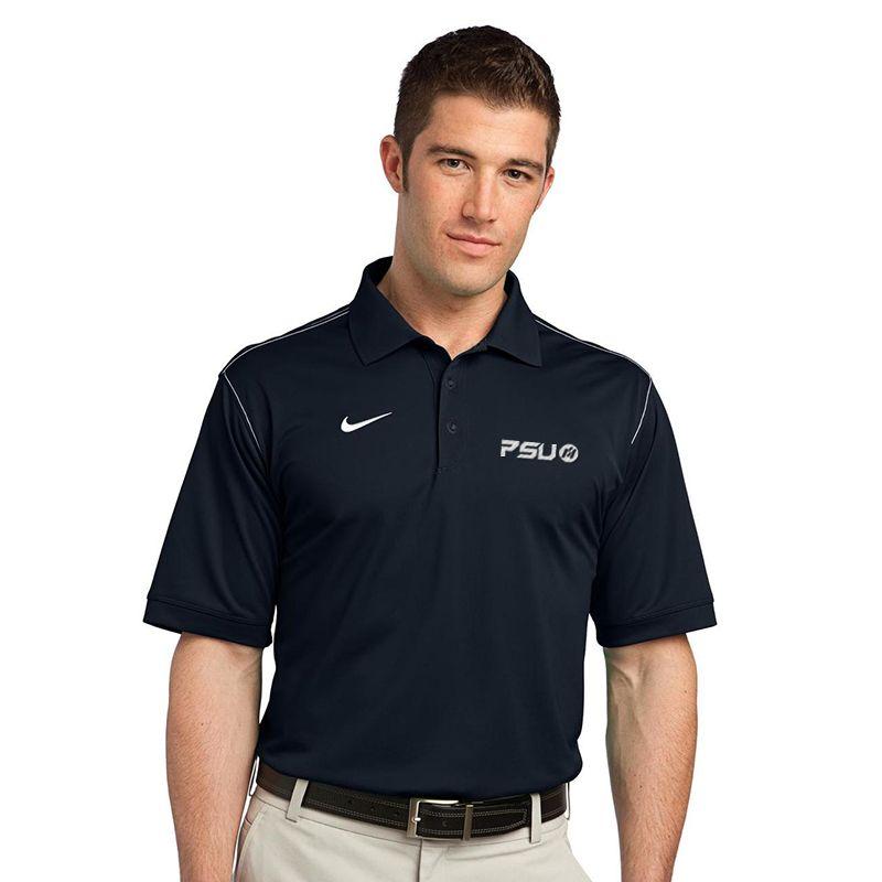 443119 NIKE GOLF Sport Swoosh Pique Uniform Polos