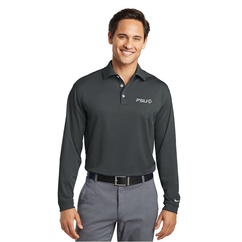 466364 NIKE GOLF Stretch Tech Embroidered Polos