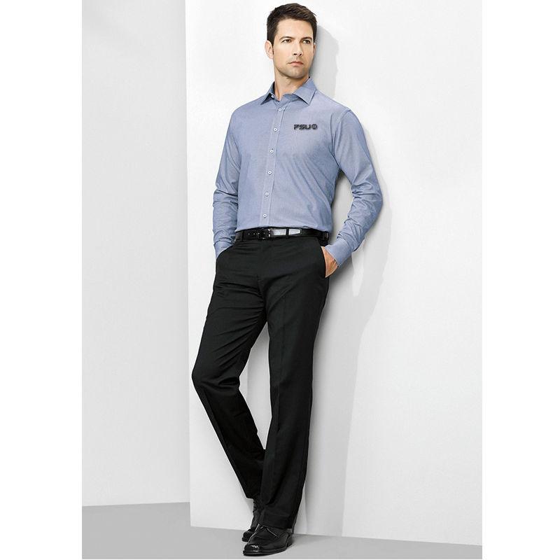 70112 Flat Front Uniform Dress Pants