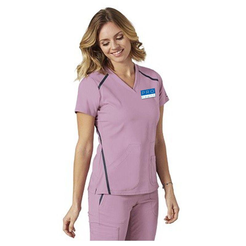 7188 Ladies Greys Anatomy 3 Pocket Elevate Impact Embroidered Scrubs