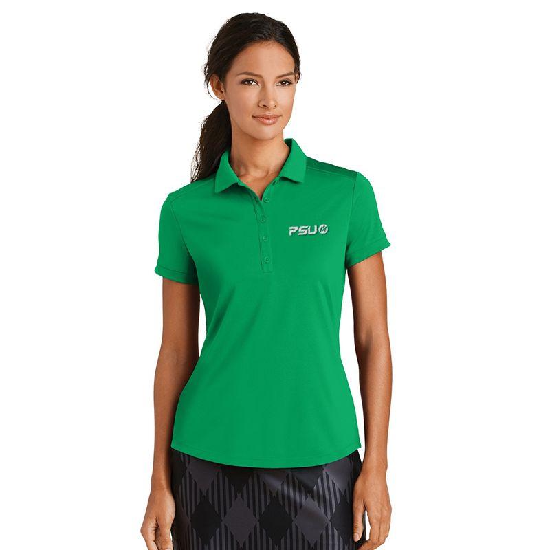 811807 Ladies NIKE GOLF Players Branded Polo Shirts
