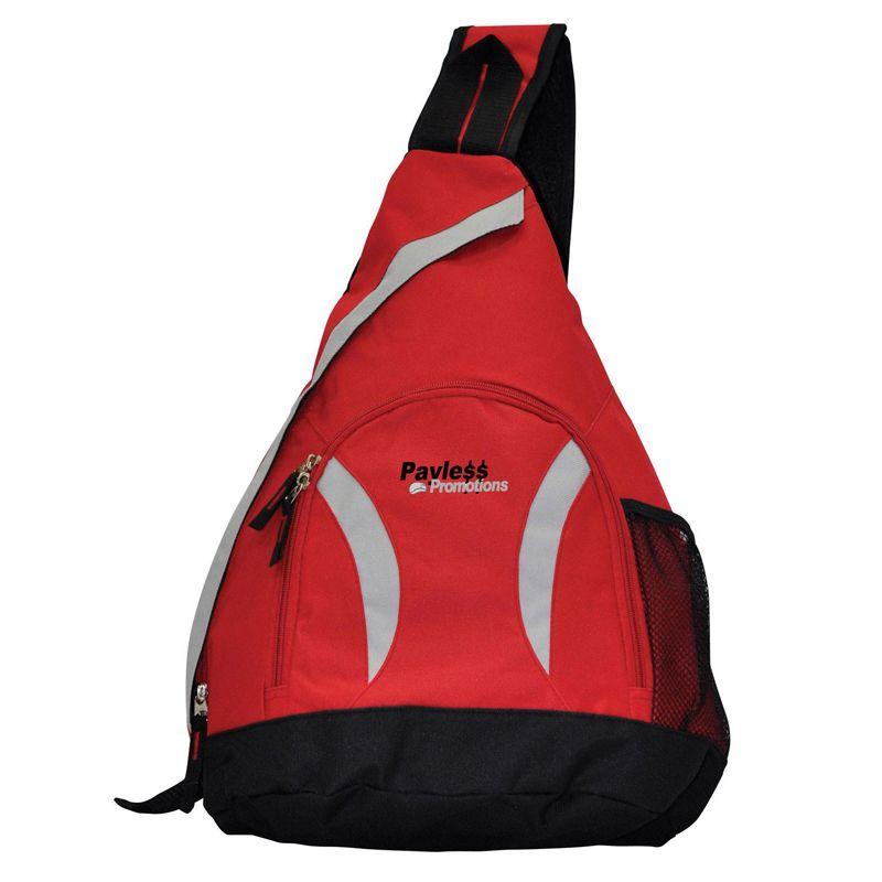 B5023 22 Litre Sling Branded Back Packs