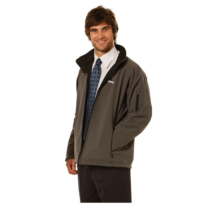 JK23 Standard Team Softshell Jackets With Stretch