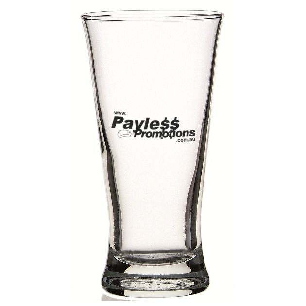 GLBG140005 200ml Pilsener Logo Beer Glasses