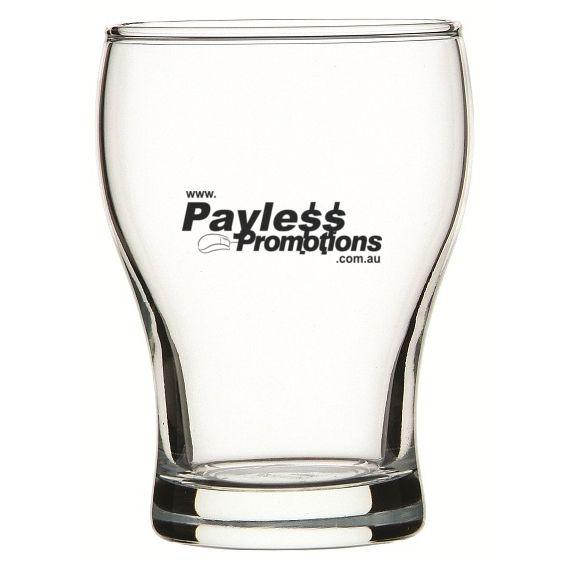 GLBG140150 200ml Washington Branded Beer Glasses