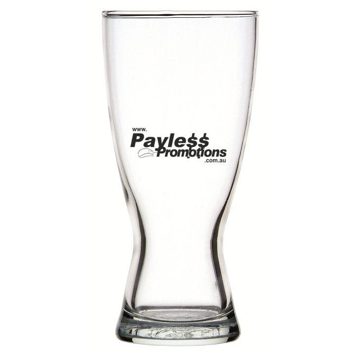 GLBG340204 425ml Keller Custom Beer Glasses