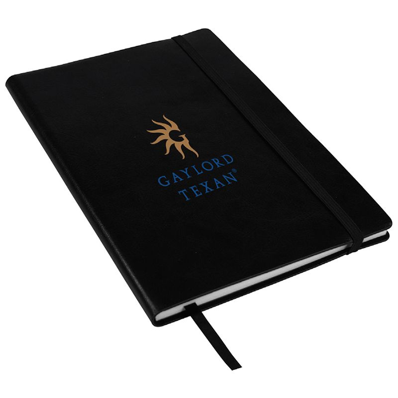 D621 Nero A5 Personalised Notepads With 80 Pages