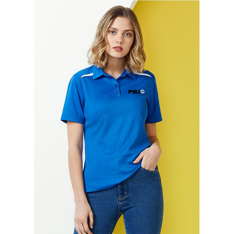 P901LS Ladies Sonar Embroidered Polo Shirts
