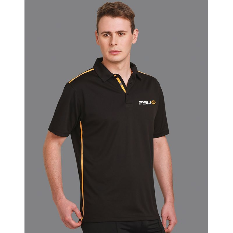 PS83 Staten Embroidered Polo Shirts